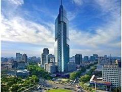 南京/南京绿地洲际酒店...