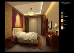 16豪华单间卧室