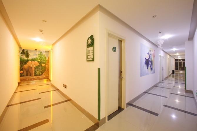 春天的设计    走廊