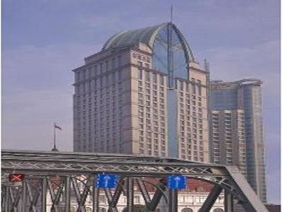 上海外滩海湾大厦酒店