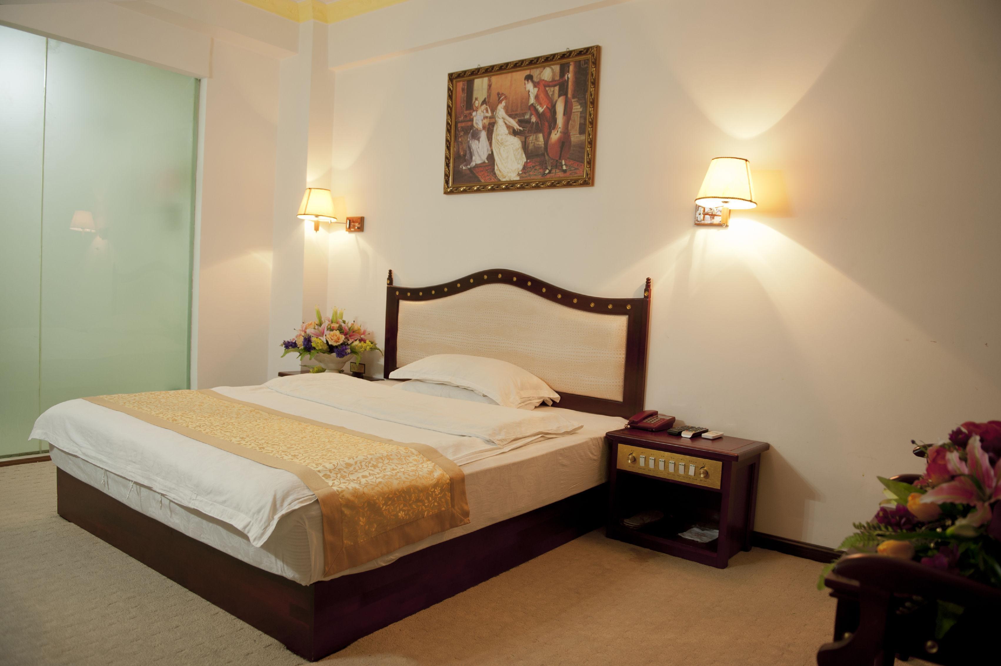 单间卧室设计效果图