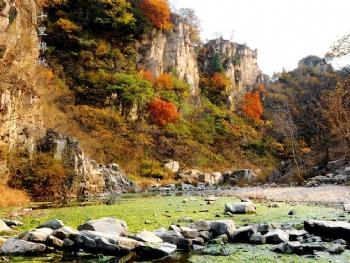 九仙山风景名胜区为五莲山风景名胜