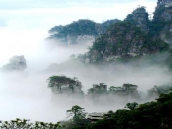 景点地址:广西来宾市金秀瑶族自治县