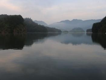 平面图湖石手绘