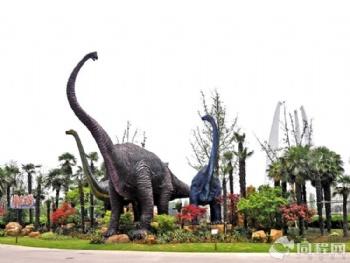 常州中华恐龙园图片 常州中华恐龙园门票价格 常州中华恐龙园旅游门