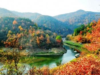 红安天台山风景区