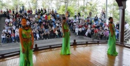 千岛湖茶园石图片