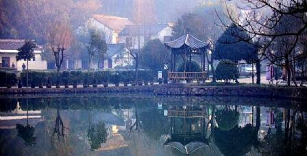 东钱湖陶公岛景区