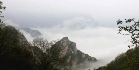 平山穆柯寨风景区图片门票
