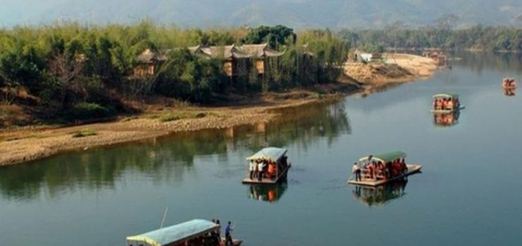 龙门香溪堡风景区