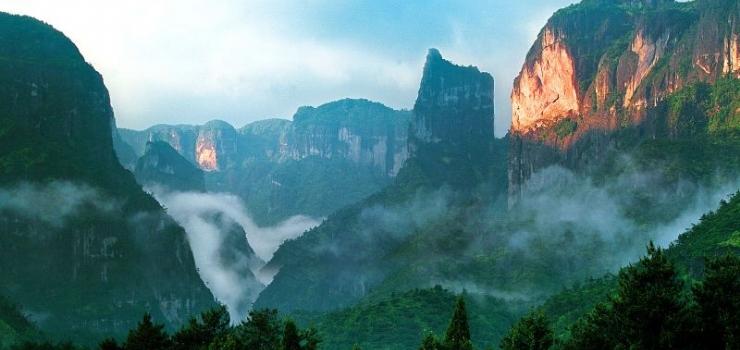 仙居名胜风景区天气