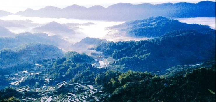 所在地区:四川成都四川省成都市邛崃市天台山风景区