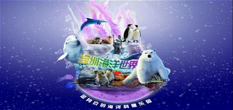 海底小动物窗花贴纸