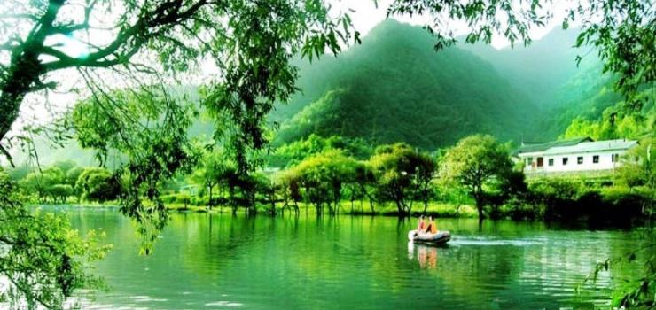 旅游景点 陇南旅游景点 康县阳坝自然风景区