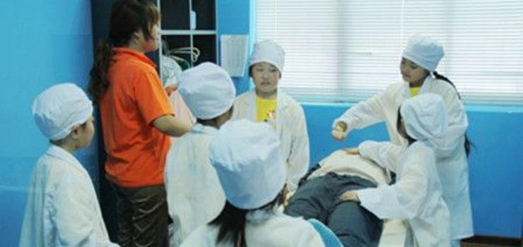 南通洛卡王国儿童职业体验馆景点图片