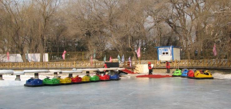 沈阳南湖冰川动物·冰雪嘉年华温馨提示